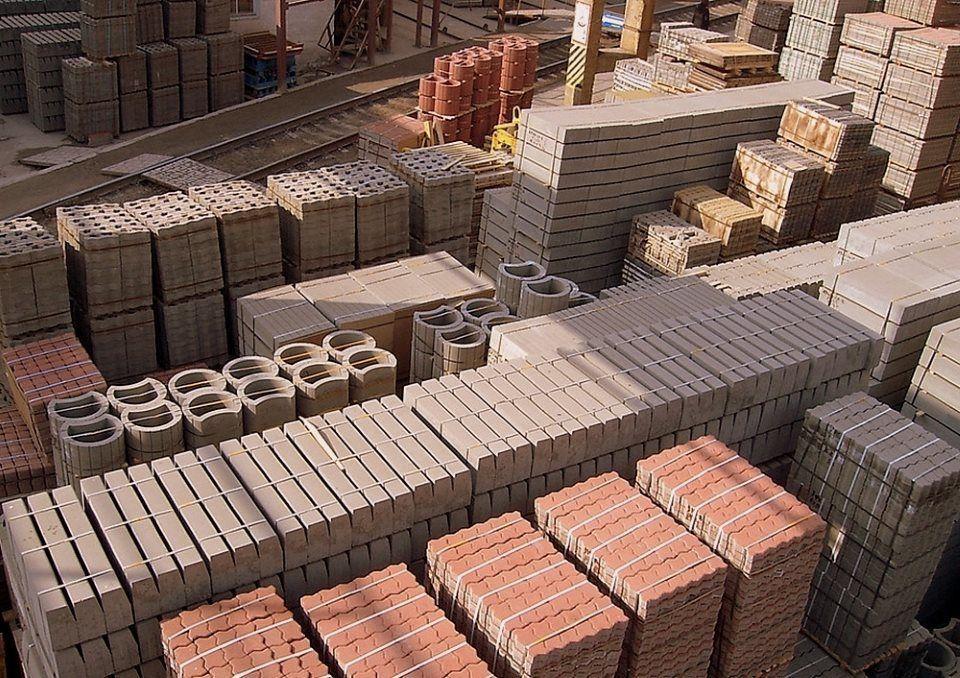 строительные материалы оптом
