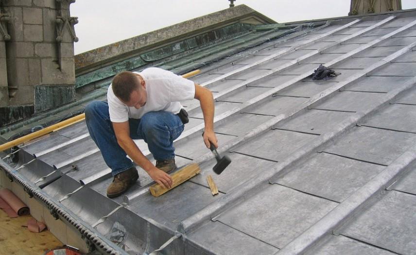 ремонт крыши своими силами